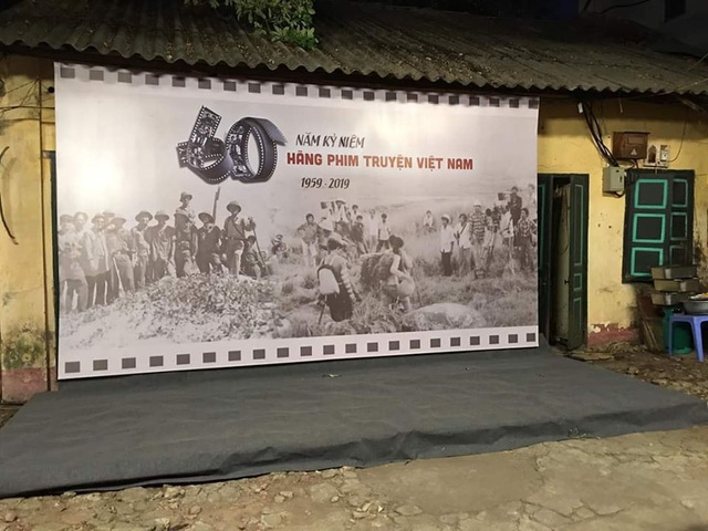 Nhiều nghệ sĩ bật khóc trong lễ kỷ niệm 60 năm Hãng phim truyện Việt Nam - 1