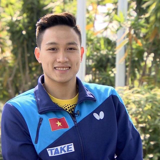 Hoàng tử bóng bàn đoạt HCV SEA Games bắt đầu sự nghiệp vì... giảm cân - 5