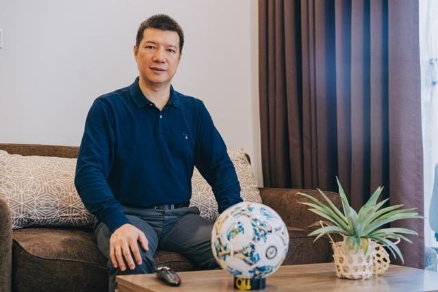 BLV Quang Huy bật mí niềm cảm hứng mới trong mùa SEA Games bận rộn - 1