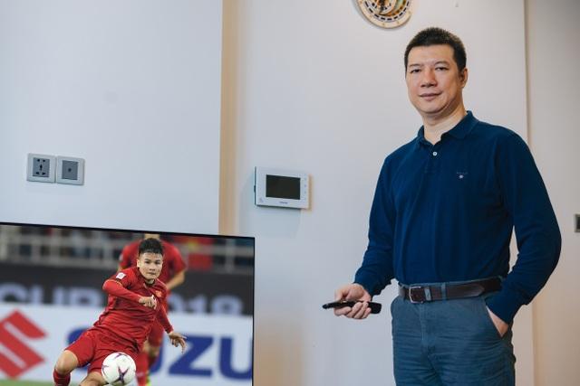 BLV Quang Huy bật mí niềm cảm hứng mới trong mùa SEA Games bận rộn - 3