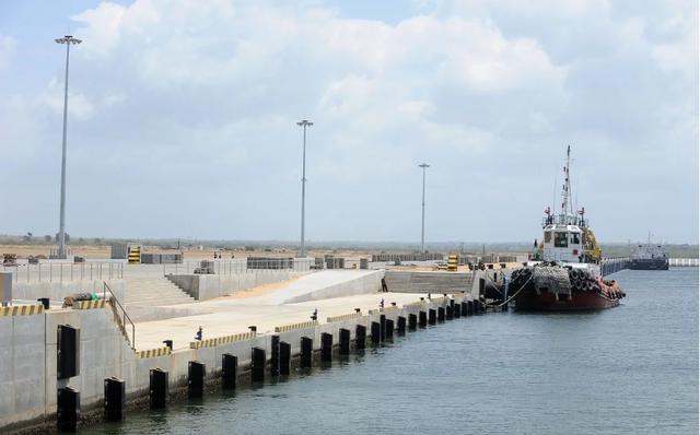 Thu hồi cảng cho Trung Quốc thuê 99 năm: Bài toán khó với Sri Lanka - 1