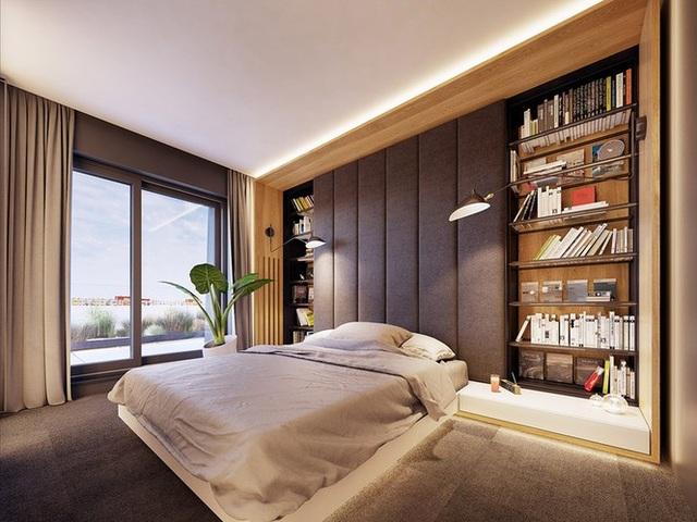 Chiêm ngưỡng căn hộ thiết kế ngẫu hứng đẹp cuốn hút - 7