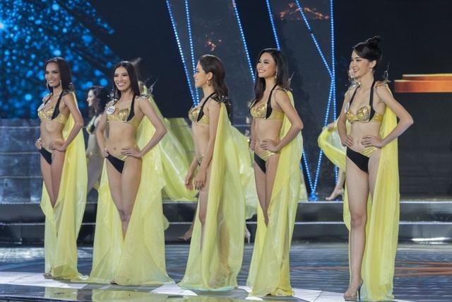 Top 15 Hoa hậu Hoàn vũ Việt Nam 2019 nóng bỏng với bikini - 14