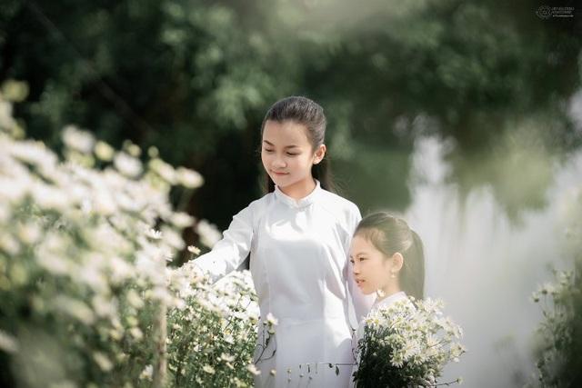 """Bạn trẻ đổ xô đến vườn cúc họa mi """"độc nhất"""" Nam Định chụp ảnh - 5"""