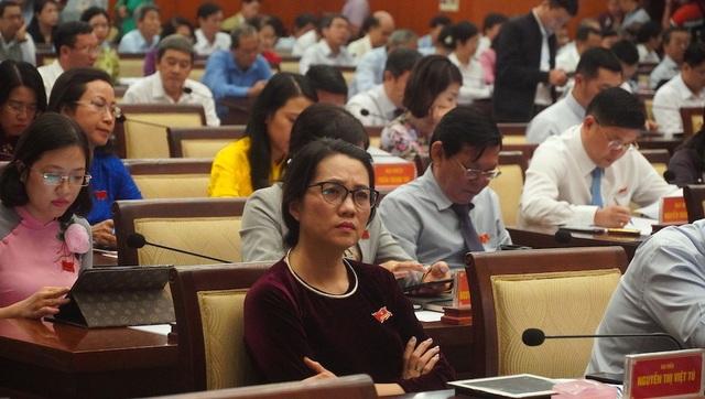 Bí thư Nguyễn Thiện Nhân: Không đạt chỉ tiêu GRDP do dân số tăng so với dự báo! - 3