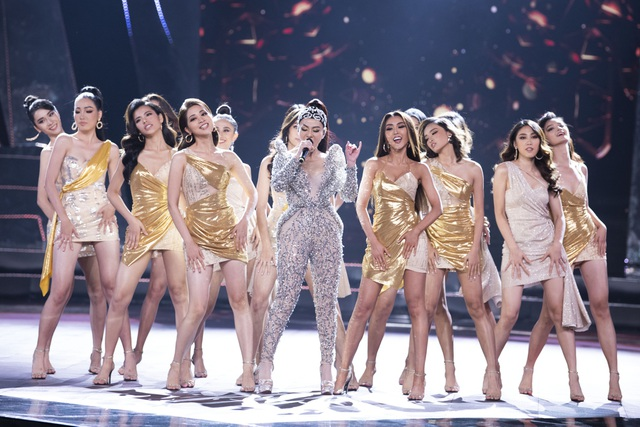 Top 15 Hoa hậu Hoàn vũ Việt Nam 2019 nóng bỏng với bikini - 1