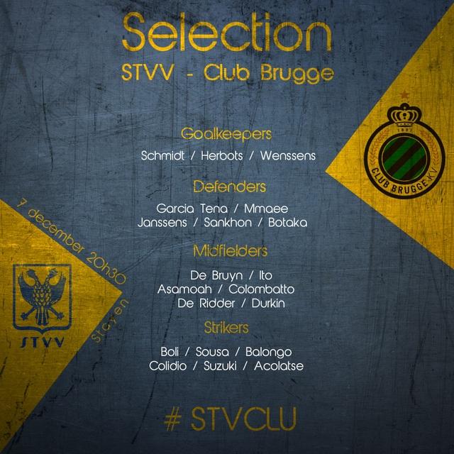 Công Phượng lỡ cơ hội tái ngộ Club Brugge ở giải Bỉ - 2