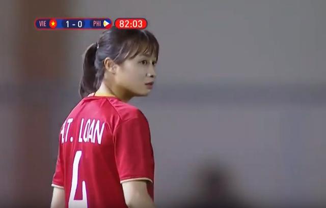 Trò chuyện chớp nhoáng với hot girl đội tuyển bóng đá nữ Việt Nam - 1