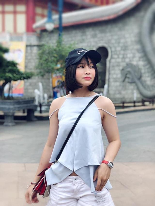 Trò chuyện chớp nhoáng với hot girl đội tuyển bóng đá nữ Việt Nam - 6