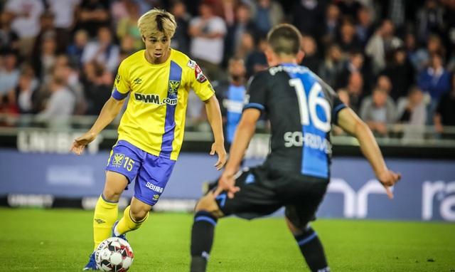 Công Phượng lỡ cơ hội tái ngộ Club Brugge ở giải Bỉ - 1