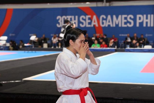 Nhật ký SEA Games 30 ngày 7/12: Đoàn Việt Nam đã có tổng cộng 46 HCV - 33