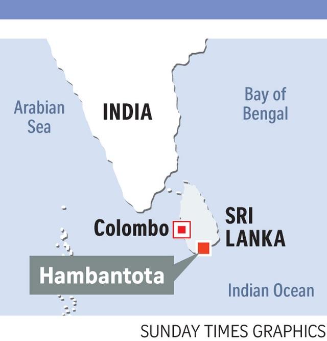 Thu hồi cảng cho Trung Quốc thuê 99 năm: Bài toán khó với Sri Lanka - 3
