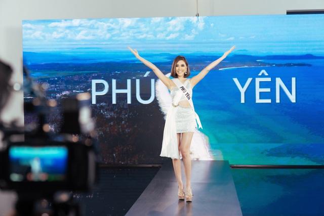 Mỹ nhân có nụ cười đẹp nhất Hoa hậu Hoàn vũ Việt Nam 2019 - 2
