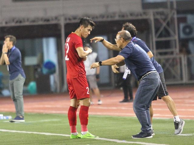 Chốt đối thủ đá tập của U23 Việt Nam tại TPHCM - 1