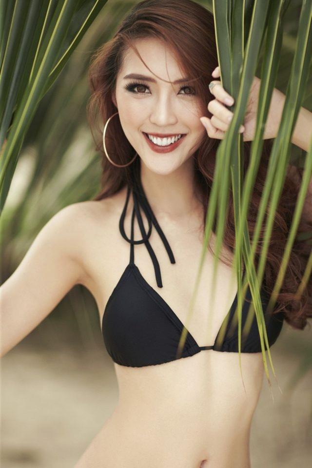 Mỹ nhân có nụ cười đẹp nhất Hoa hậu Hoàn vũ Việt Nam 2019 - 1