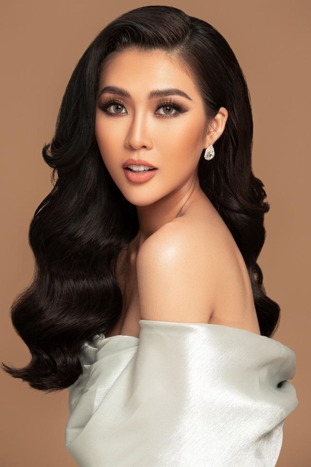 Mỹ nhân có nụ cười đẹp nhất Hoa hậu Hoàn vũ Việt Nam 2019 - 6