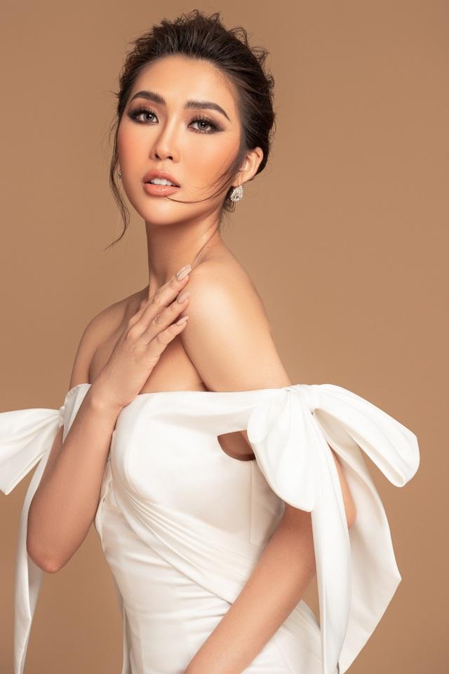 Mỹ nhân có nụ cười đẹp nhất Hoa hậu Hoàn vũ Việt Nam 2019 - 5