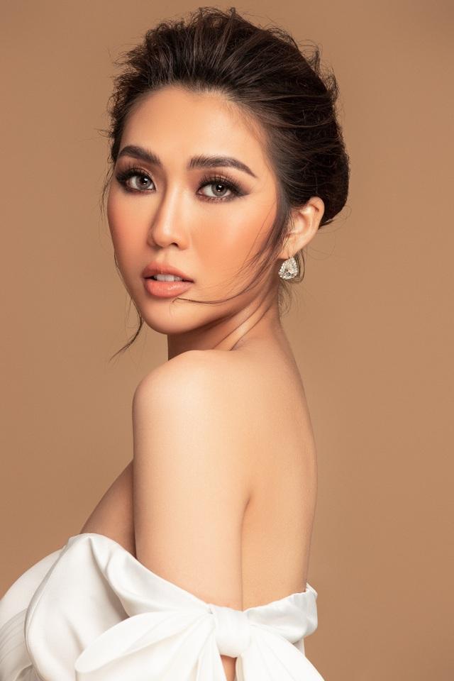 Mỹ nhân có nụ cười đẹp nhất Hoa hậu Hoàn vũ Việt Nam 2019 - 3