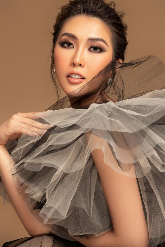 Mỹ nhân có nụ cười đẹp nhất Hoa hậu Hoàn vũ Việt Nam 2019 - 11
