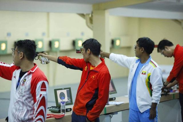 Nhật ký SEA Games 30 ngày 7/12: Đoàn Việt Nam đã có tổng cộng 46 HCV - 50