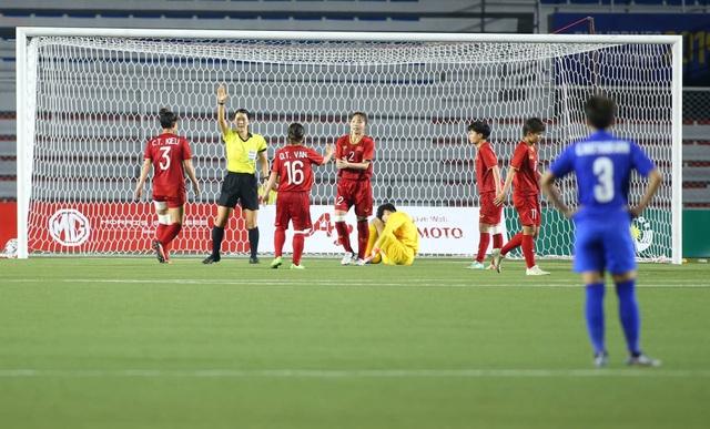 Đánh bại Thái Lan, đội tuyển nữ Việt Nam giành HCV SEA Games 30 - 21