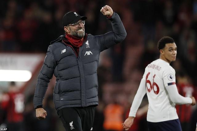 Đại thắng Bournemouth, Liverpool nối dài mạch bất bại - 2