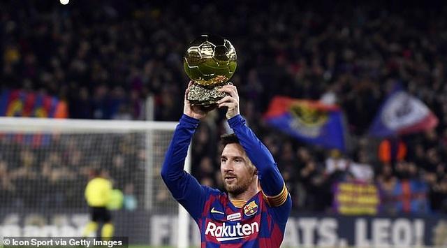 Messi tỏa sáng, Barcelona thắng đậm Mallorca và đòi lại ngôi đầu bảng - 2
