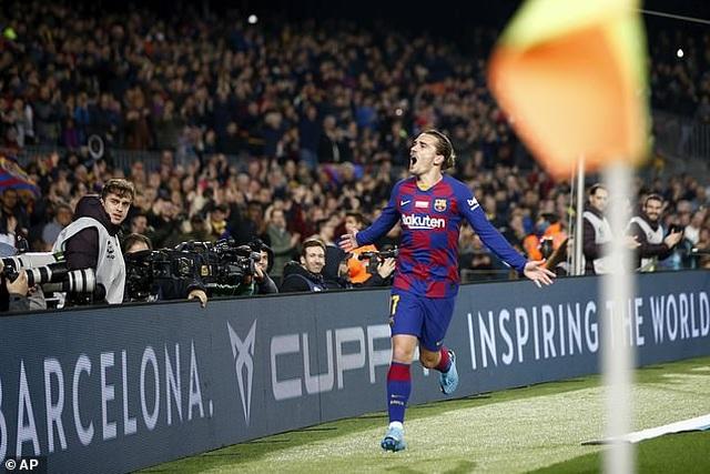 Messi tỏa sáng, Barcelona thắng đậm Mallorca và đòi lại ngôi đầu bảng - 5