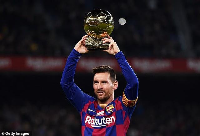 Messi tỏa sáng, Barcelona thắng đậm Mallorca và đòi lại ngôi đầu bảng - 3