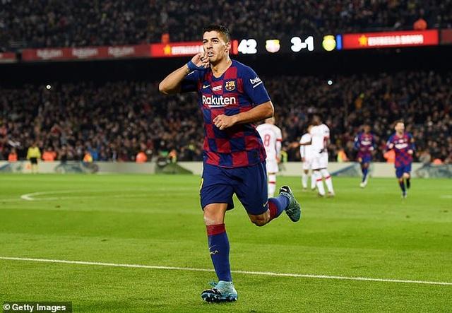 Messi tỏa sáng, Barcelona thắng đậm Mallorca và đòi lại ngôi đầu bảng - 7
