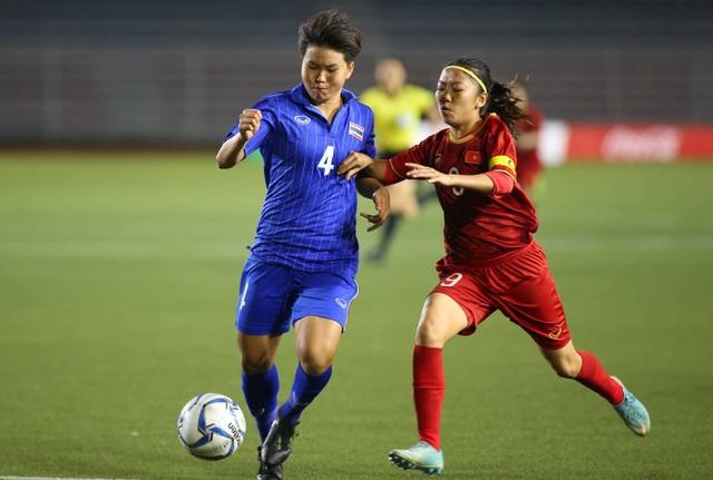 Đánh bại Thái Lan, đội tuyển nữ Việt Nam giành HCV SEA Games 30 - 25