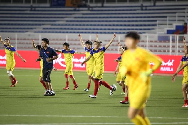 Đánh bại Thái Lan, đội tuyển nữ Việt Nam giành HCV SEA Games 30 - 42