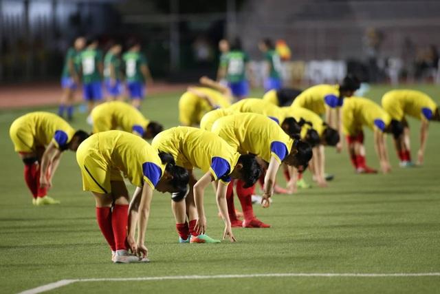 Đánh bại Thái Lan, đội tuyển nữ Việt Nam giành HCV SEA Games 30 - 34