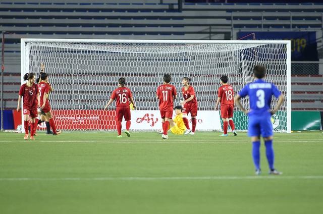 Đánh bại Thái Lan, đội tuyển nữ Việt Nam giành HCV SEA Games 30 - 22