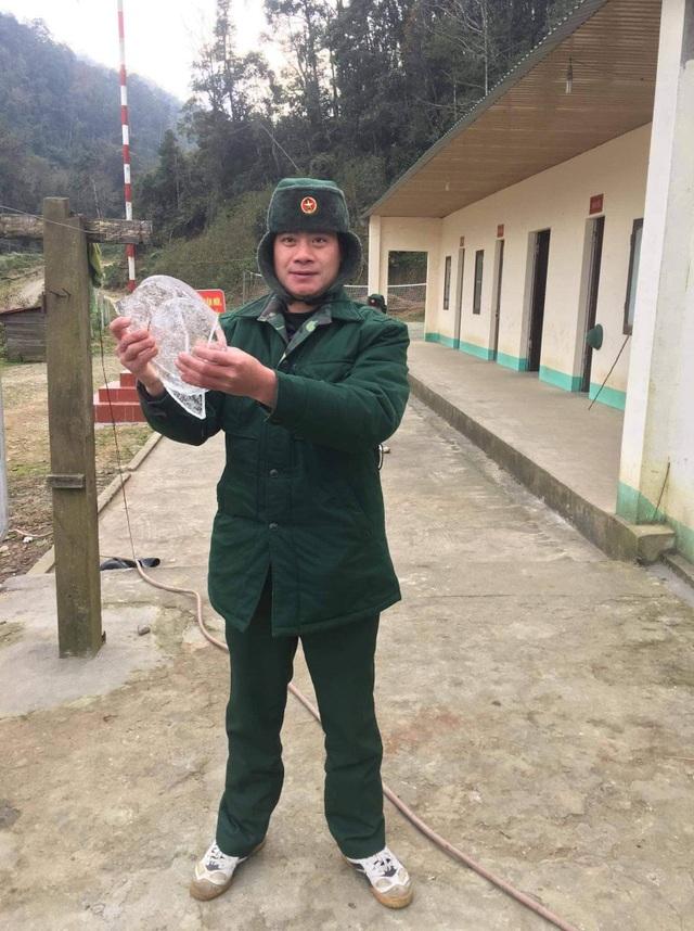 Băng giá xuất hiện tại miền núi Nghệ An - 2
