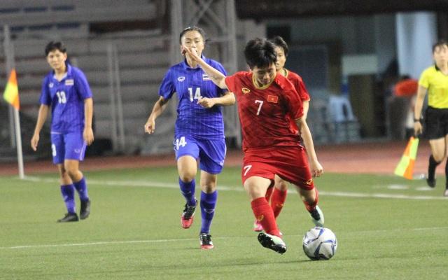 Đánh bại Thái Lan, đội tuyển nữ Việt Nam giành HCV SEA Games 30 - 29