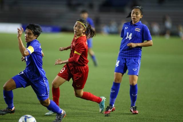 Đánh bại Thái Lan, đội tuyển nữ Việt Nam giành HCV SEA Games 30 - 23