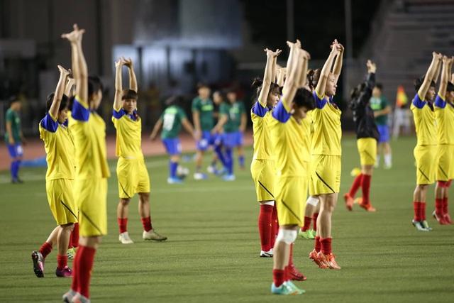 Đánh bại Thái Lan, đội tuyển nữ Việt Nam giành HCV SEA Games 30 - 41