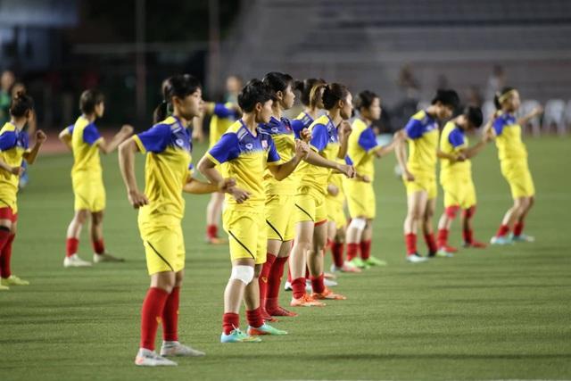 Đánh bại Thái Lan, đội tuyển nữ Việt Nam giành HCV SEA Games 30 - 36