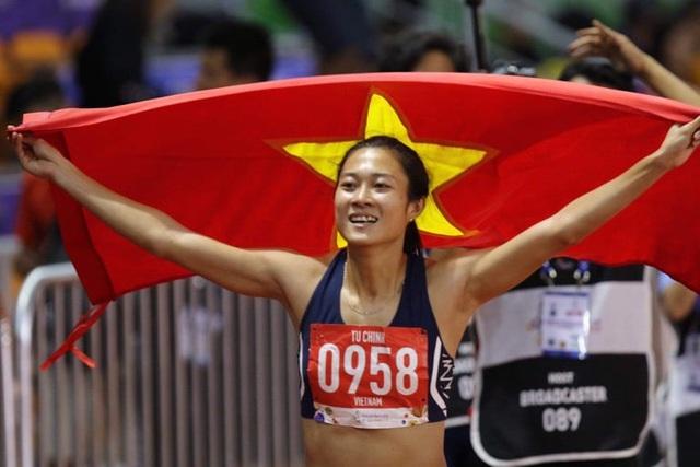 Tú Chinh không tin thắng VĐV nhập tịch Mỹ của Philippines - 2
