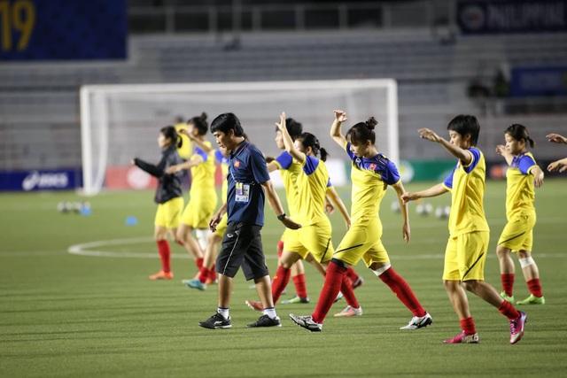 Đánh bại Thái Lan, đội tuyển nữ Việt Nam giành HCV SEA Games 30 - 37