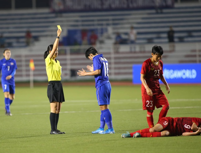 Đánh bại Thái Lan, đội tuyển nữ Việt Nam giành HCV SEA Games 30 - 17