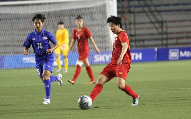 Đánh bại Thái Lan, đội tuyển nữ Việt Nam giành HCV SEA Games 30 - 27