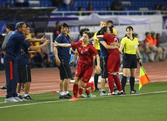 Đánh bại Thái Lan, đội tuyển nữ Việt Nam giành HCV SEA Games 30 - 10