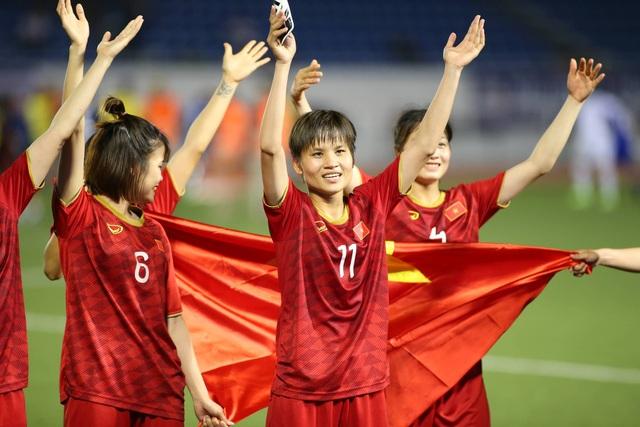Đánh bại Thái Lan, đội tuyển nữ Việt Nam giành HCV SEA Games 30 - 7