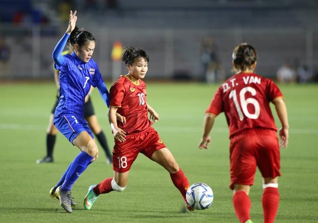 Đánh bại Thái Lan, đội tuyển nữ Việt Nam giành HCV SEA Games 30 - 26