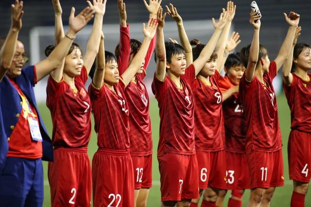 Đánh bại Thái Lan, đội tuyển nữ Việt Nam giành HCV SEA Games 30 - 5