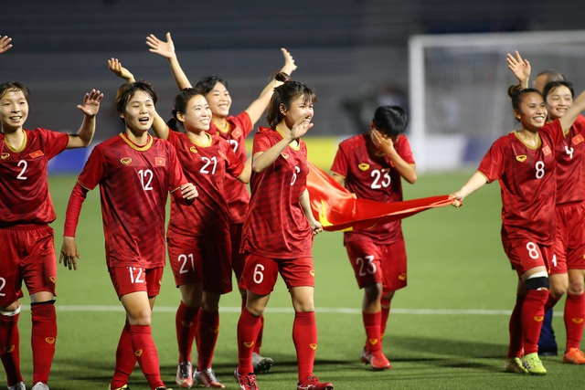 Đánh bại Thái Lan, đội tuyển nữ Việt Nam giành HCV SEA Games 30 - 8