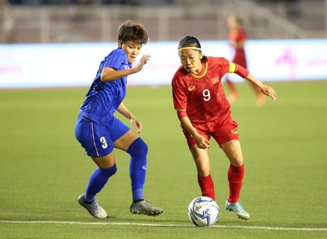 Những cô gái vàng bóng đá nữ SEA Games 30 giao lưu cùng độc giả Dân trí từ Philippines - 5