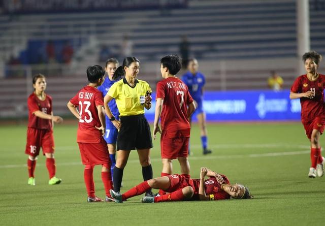 Đánh bại Thái Lan, đội tuyển nữ Việt Nam giành HCV SEA Games 30 - 18
